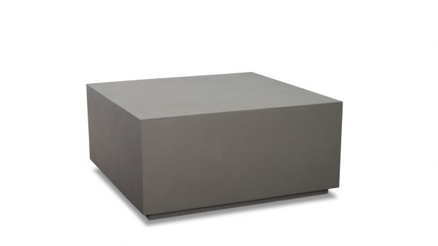 Fabulous Mason Square Coffee Table Gray Pabps2019 Chair Design Images Pabps2019Com