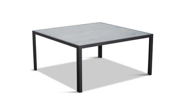 Staple 8 Seater Square Dining Table Hl